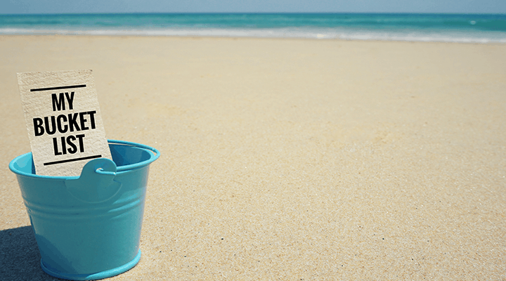 Is a Bucket List a force for good? – Lifeplan